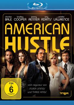 American Hustle - Blu-ray