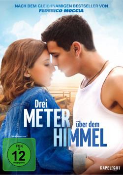 Three Meters Above Heaven -DVD
