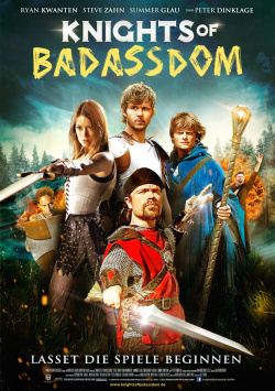 KNIGHTS OF BADASSDOM - Cinema event