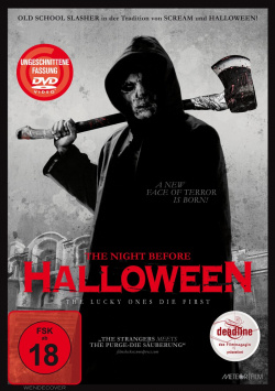 The Night before Halloween - DVD