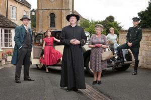 Father Brown - Season 1 - DVD