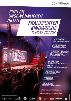 18th Frankfurt Cinema Week - Cinema in unusual places
