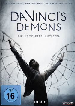 Da Vinci`s Demons - Season 1 - DVD