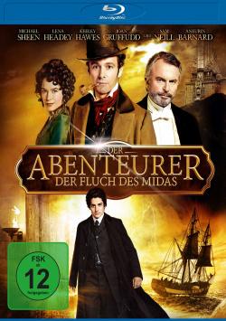 The Adventurer - The Curse of Midas - Blu-ray