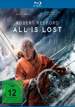 All is lost - Blu-ray