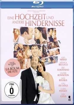 A wedding and other obstacles - Blu-ray