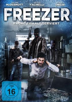 Freezer - revenge served ice-cold - DVD