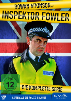 Inspector Fowler - The complete series - DVD