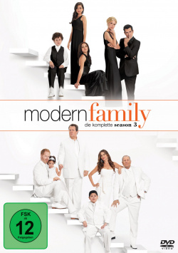 Modern Family - Season 3 - DVD