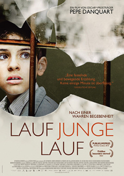 Premiere of the movie LAUF JUNGE LAUF in Frankfurt