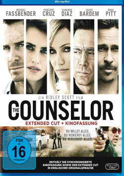 The Counselor - Blu-ray