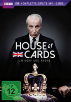 House of Cards - The Original - The Complete First and Second Mini Series - DVD