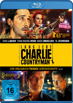 Long live Charlie Countryman - Blu-ray