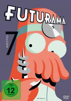 Futurama - Season 7 - DVD