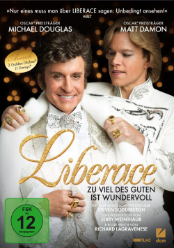 Liberace - Too much of a good thing is wonderful - DVD