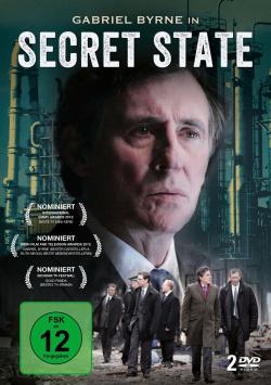 Secret State - DVD