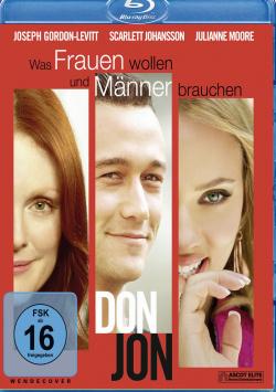 Don Jon - Blu-ray