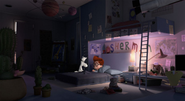 The adventures of Mr. Peabody & Sherman