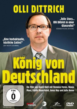 King of Germany - DVD