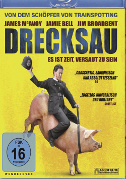 Drecksau - Blu-ray