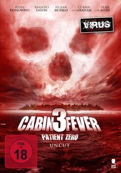 Cabin Fever 3: Patient Zero - DVD
