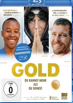 GOLD - You can do more than you think - Blu-ray