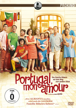 Portugal, mon amour - DVD