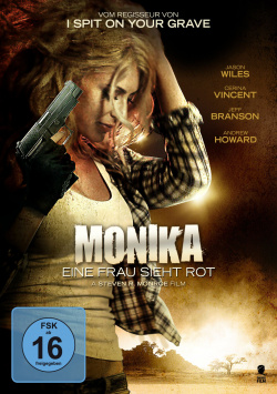 Monika - A woman sees red - DVD
