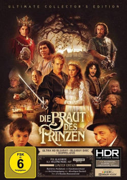 The Bride of the Prince (Ultimate Collector`s Edition) - UHD/Blu-ray