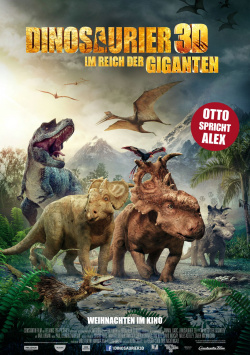 Dinosaur 3D - In the Realm of Giants