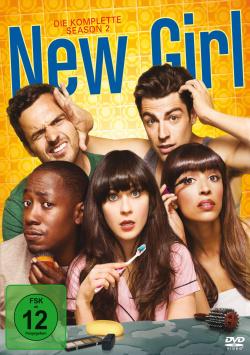 New Girl - Season 2 - DVD