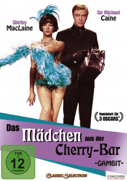 The girl from the Cherry Bar - DVD