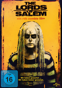 The Lords of Salem - DVD