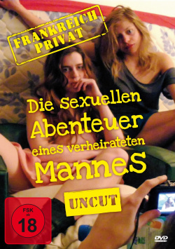 France Private - The Sexual Adventures of a Married Man - DVD