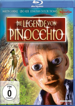 The legend of Pinocchio - Blu-Ray