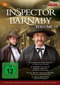 Inspector Barnaby Volume 19 - DVD