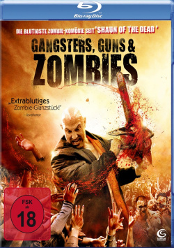 Gangsters, Guns & Zombies - Blu-Ray