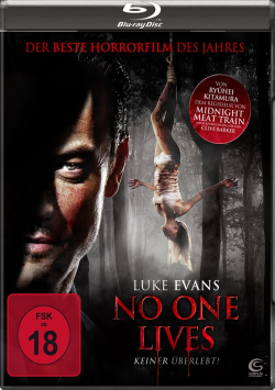 No One Lives - Blu-Ray