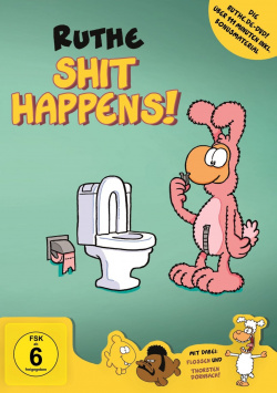 Ruthe - Shit Happens! - DVD