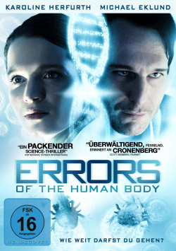Errors of the Human Body - DVD
