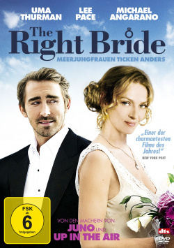 The Right Bride - Mermaids tick differently - DVD