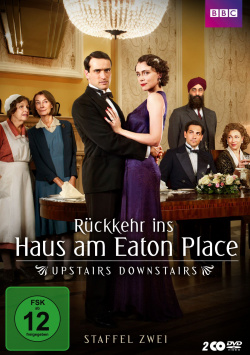 Return to House at Eaton Place - Season 2 - DVD