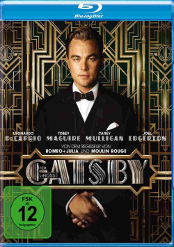 The great Gatsby - Blu-Ray