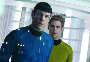 Star Trek Into Darkness - Blu-Ray