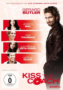 Kiss the Coach - DVD