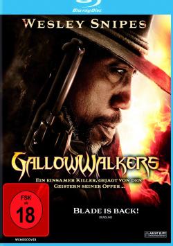 Gallowwalkers - Blu-Ray