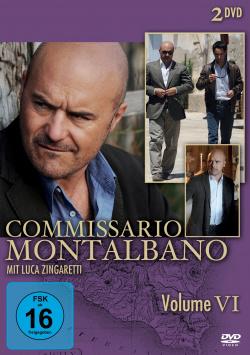 Commissioner Montalbano Vol. 6 - DVD