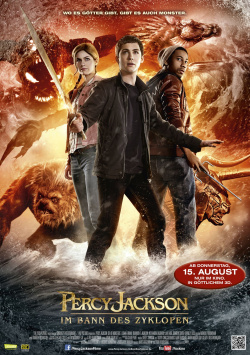 Percy Jackson - Under the spell of Cyclops