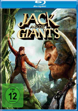 Jack and the Giants - Blu-Ray