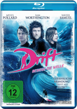 Drift - Defeat the Wave - Blu-Ray